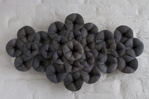 Arja Martikainen, teemasta Kukat (2015)