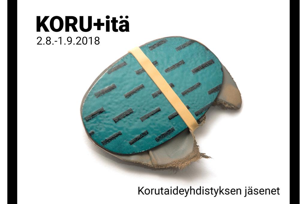 ROIKKA & RIUTTA — KORU + itä 2.8.-1.9.2018