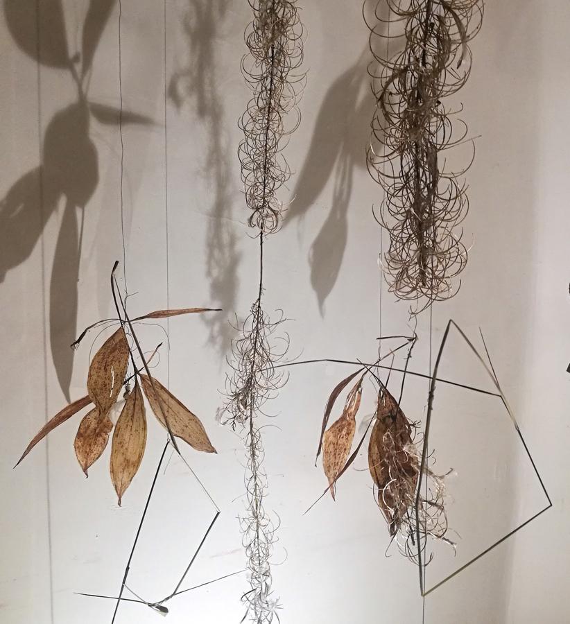 RIUTTA –  Elina Strandberg —Heinäveistoksia 26.9-20.10.2019