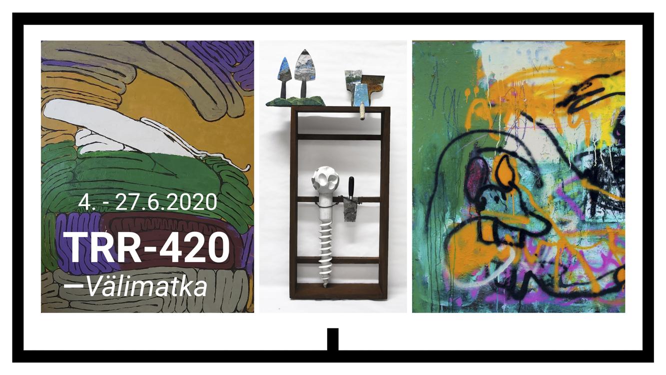 ROIKKA & RIUTTA  – TRR-420 — Välimatka 4.-27.6.2020